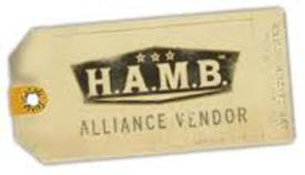 H.A.M.B Alliance Vendor