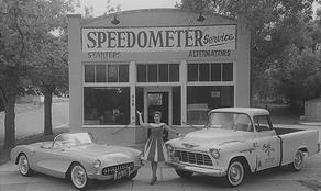 Speedometer Service Ad photo